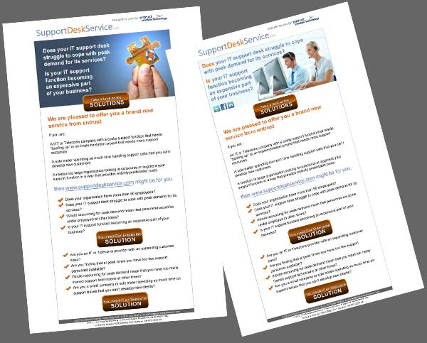 emarketing newsletter campaigns