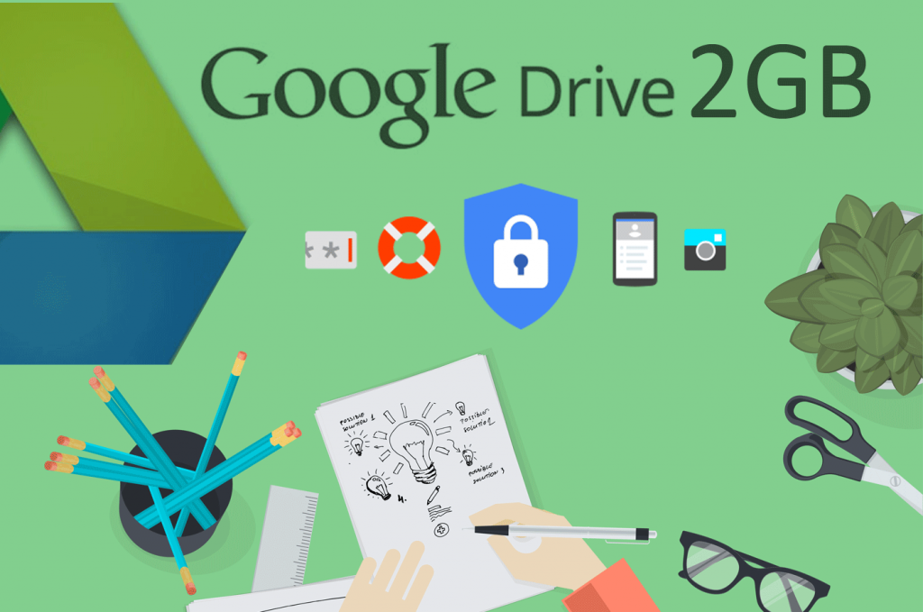Safer Internet Day 2016 - Google Gives free 2GB